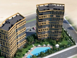 Mersin Yenisehir, Arican Terra apartments 4 bedroom Smart Home system