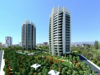 Guler Infinity Project rises in Mersin Yenisehir, breathes new life into region