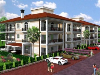Antalya Yenikoy Pal City 2 & 3 bedroom Apartments to Detached Villas