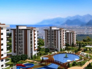 Antalya, Dosemealti Panorama houses 2 bedroom 530.000 TL - 4 bedroom 999.000 TL