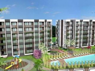 Antalya Gold Residence first 18 month with 0 interest and 60 month installments