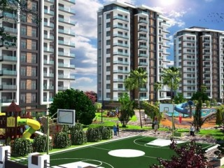 Kepez Tac Premium Luxury 4 bedroom Apartments in Antalya Turkey