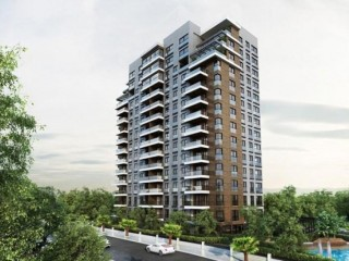 Arsiyaka Green project, built by HCP Yapı, consists of 68 apartments in Izmir