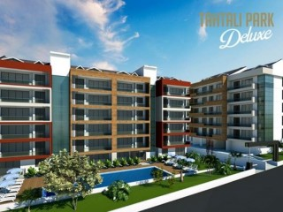 Bursa Mudanya Tahtalı Park Deluxe Apartments For Sale, Turkey