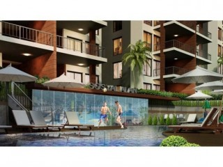 Bursa Mudanya Barcelona City signed by Taham Yapı of 44 apartments