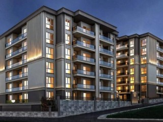 Bursa / Nilüfer Ona 182 Çamlıca project 2 bedrooms of 69 apartments