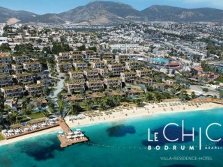 Bodrum Le Chic in Asarlık Solstice, one of most beautiful bays of Muğla