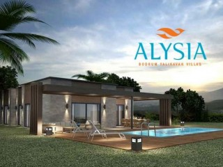 Yalıkavak Alysia Ultra Luxury, zero Villas & private pools in Muğla, Bodrum