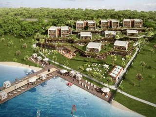 Olaverde Luxury Residence Gundogan 27 houses in Muğla / Bodrum