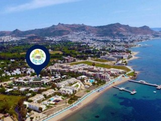 Lavita Bodrum project has its own beach within 100m of Medsea in Turgutreis