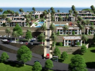 Eşin Deluxe Bodrum project built by Eşin Group in Bodrum Güvercinlik