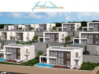 Fiera Vista Bodrum, suitable to live in the four seasons in Gündoğan