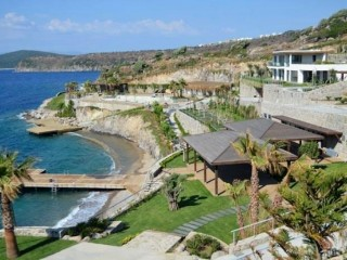 Güneykaya 15 luxury holiday houses bearing the signature of Gulman Group
