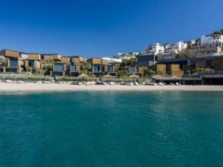 You are 5 steps away from the sea at Vicem Bodrum Villas