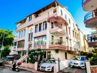 Duplex apartment in Lara for sale near sea side Antalya