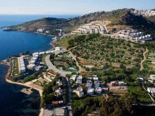 Adres Yalıkavak project consists of 32 villas and 14 apartments in Bodrum