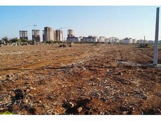 Antalya apartment building land for sale, New development area Kepez