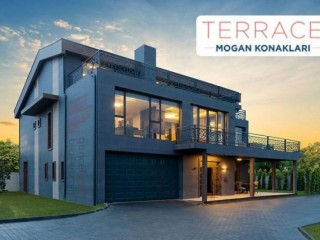 Ankara Gölbaşı, Exclusive Terrace Mogan Lake Estates 6 bedroom 450m2