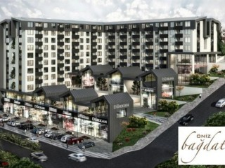 Ankara Yenimahalle, New project Baghdad project offers special payment terms