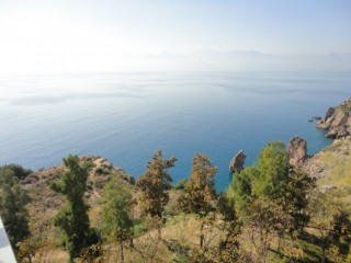 Antalya luxury apartment for sale with super sea view 3 bedroom