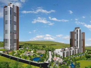 Ankara Incek, Incek Bella Pais 433 apartments, 20% down payment 36 months is done in installments