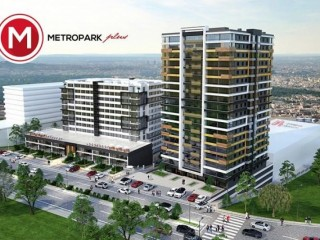 Ankara Eryaman, Metropark Plus brought to life by Akağ construction