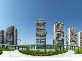 Ankara Batıkent, Atlantis City project is located adjacent to the subway stop.