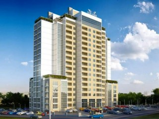Ankara Etimesgut, Ozan Tower 1+1 and 2+1 apartments in Bağlıca