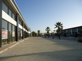 785 M2 New shop for rent near Antalya International airport