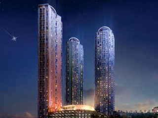 Ankara Incek, ONS Incek project includes 992 apartments 1 - 3 bedrooms