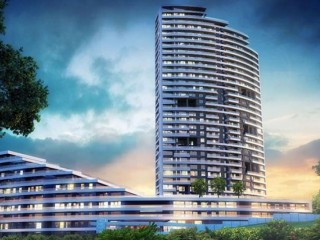Ankara Incek, Uptown Tower 1 to 6 bedrooms. Get 9% discount on upfront