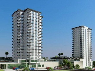 Ankara Eryaman, Concept project 150 residential and 100 commercial units
