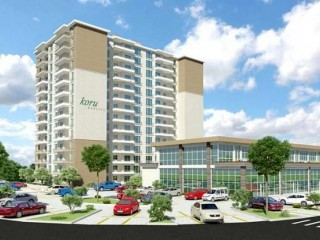 Ankara Bağlıca, Koru Luxury Flats, Bank loan can be used with 50% down payment.