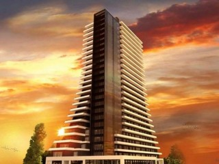 Ankara Çayyolu, Azel Tower 100m high will meet all your social facility needs