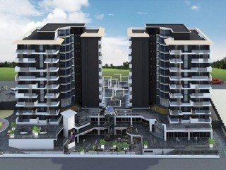 Denizli Merkez, Lal Rezidans 3 - 5 Bedroom Housing Prices From 515.000 TL