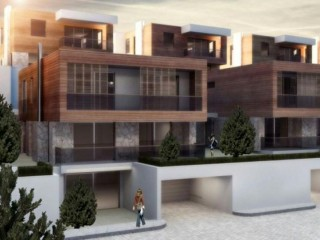 Denizli Merkezefendi, Loca Şirinköy City Views Detached Villas 364 m2