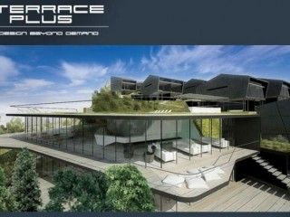 Istanbul Europe side, Zekeriyaköy Terrace Plus Villas 855.000 - 990.000 $