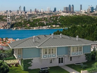 Istanbul Asian side, Beylerbeyi Antteras project $ 300 million investment value