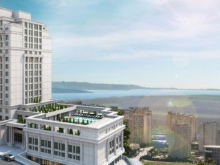Istanbul Bahçeşehir, Residence Inn DeLuxia 2020 attracts attention with hotel concept