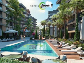 2020 September delivery, Cebeci Aura Residence projected a premium 30 - 40% to buyers upon completion