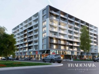 Deliveries of Trademark Studio apartments will take place in February 2020
