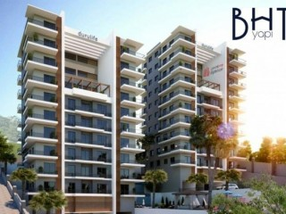 Sales continue at Durulife Residence of 2- 3 bedroom apartments in Mavişehir Izmir