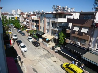 Complete residential building for sale in Lara Antalya