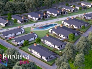 Izmir Kemalpaşa, Kordelya Park Homes in immediate delivery offers a premium opportunity