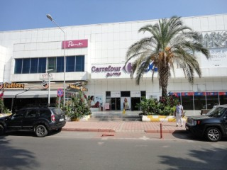 Carrefeur shopping center, stand for rent Antalya Muratpasa