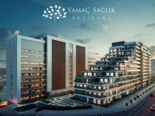 Delivery March 2020, Yamaç Rezidans with 10-year lease guarante of 223 residential, 200-bed hospital