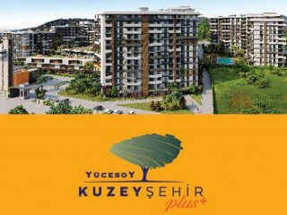 New phase of Northsehir project, Northsehir Plus consists of 102 houses