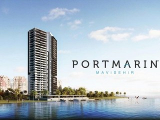 Izmir Mavişehir, Portmarin DeLuxe Residence dazzles with unique sea view