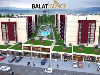 April 2020 delivery, Balat Life Günce brought to life in Bursa of 80 apartments