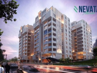 Nevata Ataevler Apartment uses a 25% down payment and bank loan for remainder.